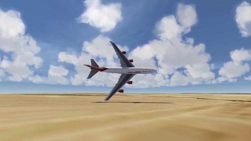 В Иране рухнул пассажирский самолет ATR 72
