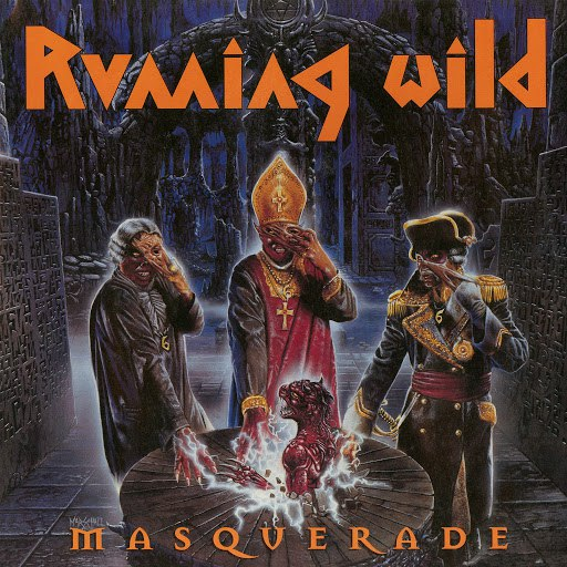 Running Wild альбом Masquerade (Expanded Edition) [2017 - Remaster]