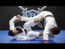 X guard to triangle with the option to arm bar