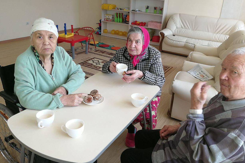 Дом пожилых людей в казахстане дом для престарелых и инвалидов кемеровская область