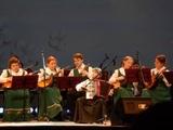 Гаврилова Злата 8 лет, аккордеон, ДМШ 13 Вальс Чайкина с оркестром народных инструментов 2018