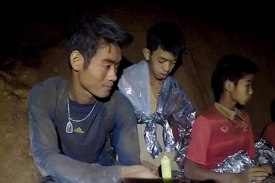 Тренер из таиландской пещеры