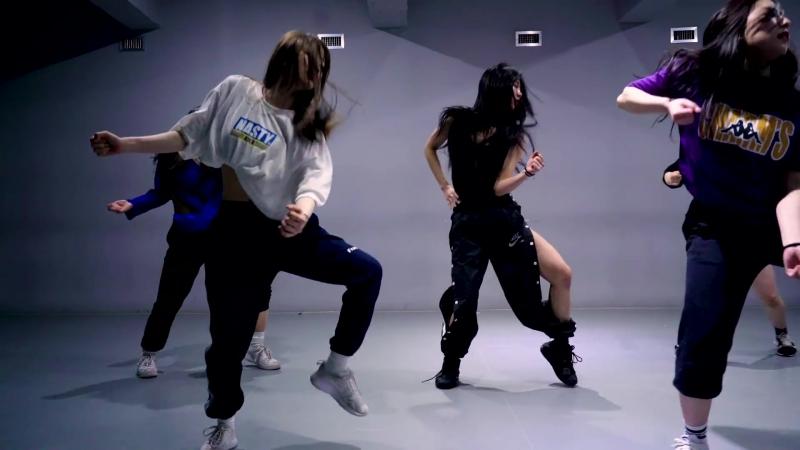 Eric Bellinger - G.O.A.T. ft. Aroc ¦ HAEUN KIM choreography ¦ Prepix Dance Studio