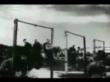 Казнь бандеровцев из ОУН УПА 1945 год - Egzekucja banderowców z OUN UPA (1945)