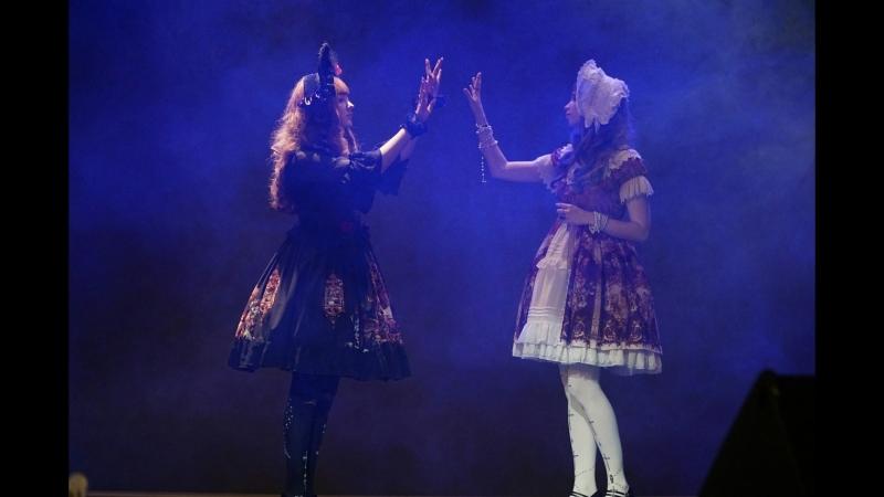 Kamelya и Romashka - lolita defile anicon