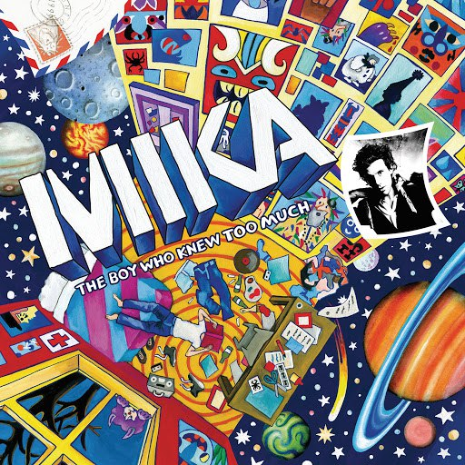 Mika альбом The Boy Who Knew Too Much (International Special Edition Album - AOBP)