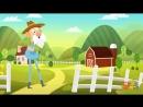 Old MacDonald Had A Farm (2018) - Nursery Rhymes - Super Simple Songs