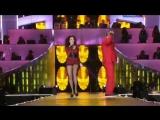 Потап и Настя Каменских - Чумачечая весна Live - Песня года (2011) Голая? Ножки, грудь, декольте