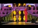 Потап и Настя Каменских - Чумачечая весна Live - Песня года 2011 Голая Ножки, грудь, декольте
