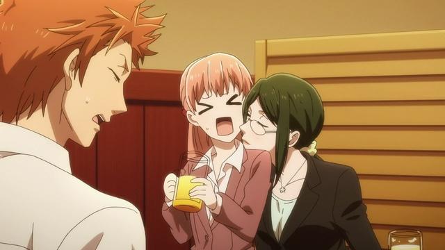 Wotaku (Otaku) ni Koi wa Muzukashii / Так Сложно Любить Отаку - 8 серия [Озвучка: Itashi Lupin (AniLibria)]
