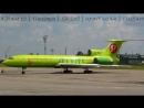 X Plane 10 Timelapse SBI238 UNNT UIAA TU154M