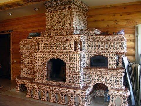 Необычная печь в храме 1904 г. Атмосферное электричество