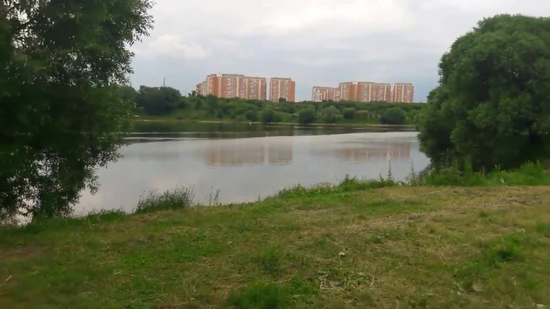 Picnic near Borisovskie ponds. LGBT TRAVELS © Copyright.