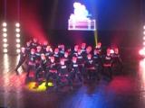 Отрывок с отчетного концерта образцового ансамбля танца