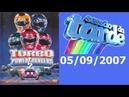 Chamada Turbo Power Rangers 2 na Sessão da Tarde 05/09/2007