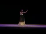 Шабанова Екатерина - первая песня