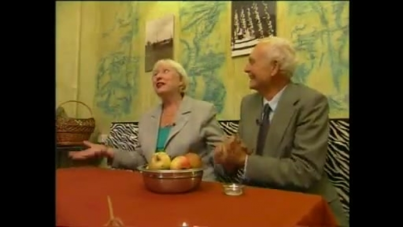 (staroetv.su) Квартирный вопрос (НТВ, 28.09.2002) Холодильник в шкуре