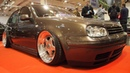 Volkswagen Golf MK4 2000 Tuning - 2.3 V5 150 ps, HP Drivetech Airride by Wagnair, BBS RF R18