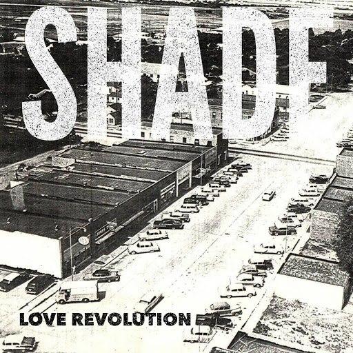 Shade альбом Love Revolution