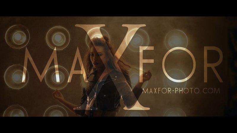 ★MAXFOR★ видео Potash Label