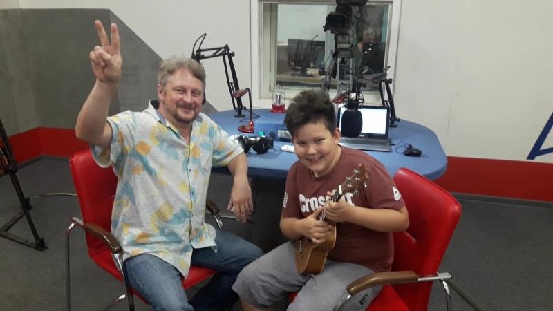 ВитьОк Трубачёв на Радио России - радио Дон - ТР!