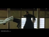 The Matrix Reloaded (1_6) Movie CLIP - Seraphs Test (2003) HD