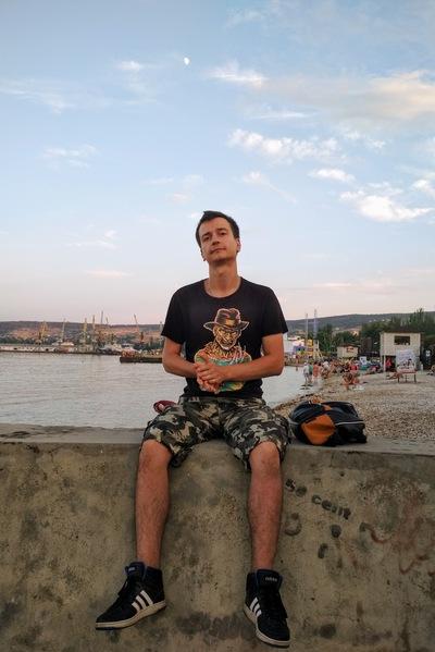 Олег Костюков