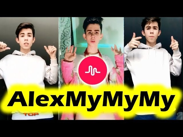 *NEW* AlexMyMyMy Musical.ly Compilation Best Russian Musers 2018