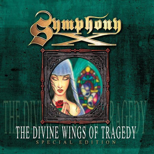 Symphony X альбом The Divine Wings Of Tragedy