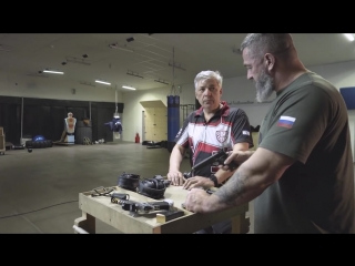 BUL – обзор нового пистолета в России [лучший вариант для IPSC, по версии Сергея Бадюка]
