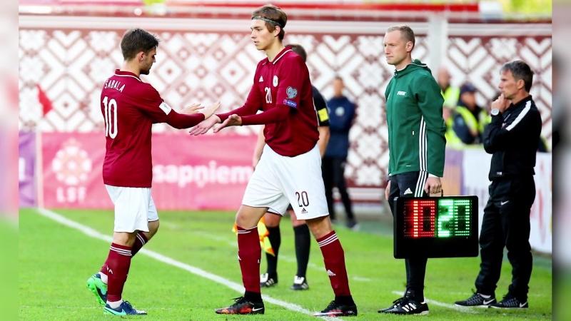 Spēlētāja karjeras futbolmirkļi ¦ Roberts Uldriķis.