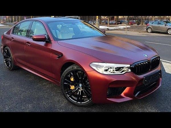 КУПИЛ новую BMW M5 F90 за 9 МИЛЛИОНОВ! Тест драйв и обзор БМВ М5 FIRST EDITION 1400. @smile025
