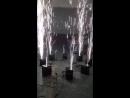 Indoor DMX Stage Sparkler Machine