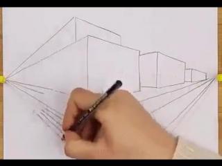 лайфхак для тех, кто любит рисовать