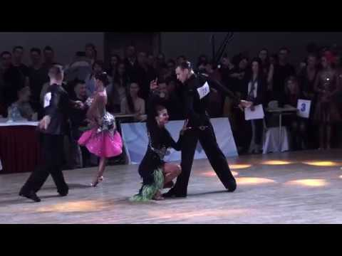 Khramchikhin Andrey - Manukovskaya Evgenia, R2 - Rumba, Governor`s Cup Spb 2018