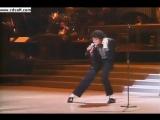 Майкл Джексон - Билли джин 1983 первая лунная походка.
