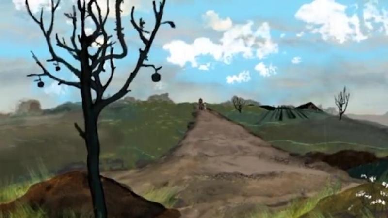 Мультфильм Встреча о Казанской иконе Божией Матери (2)