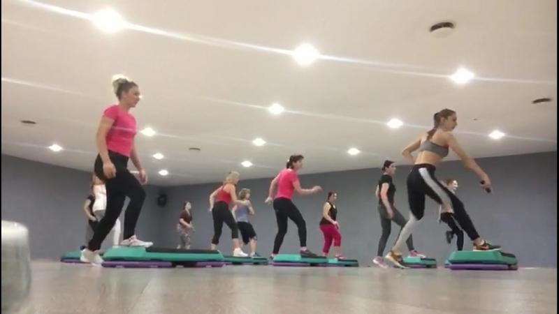 Step&Power Кураева Лиза Mio Ballo