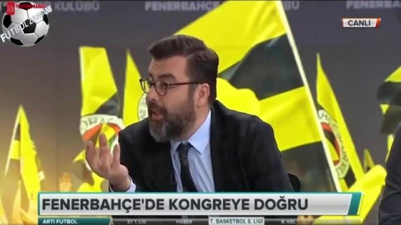 Fenerbahçe Artı Futbol ⚽ Secim Gündemi ve Aziz Yıldırım Basın Toplantısı Yorumları 30 Mart 2018