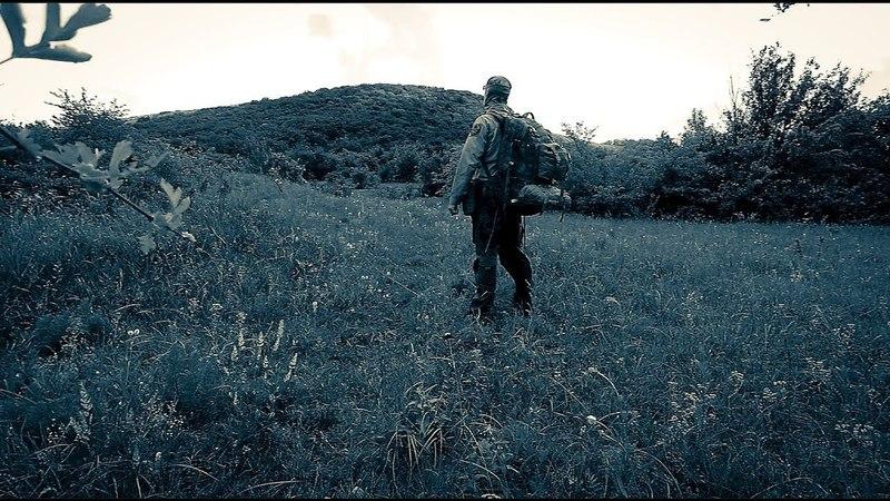 🌲Одиночный Поход в Горы ч 2 Ночевка Гости Печёная Картошка • Backpack Overnight in the Mounts