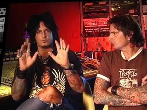 Motley Crue Nikki and Tommy Interview 2003