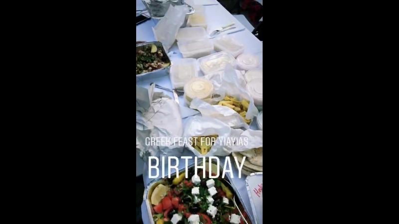 Amy Jackson on Instagram Stories 18.07.18