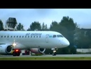 Эйр Астана вылет Аэропорт Омск Air Astana departure The Omsk Airport