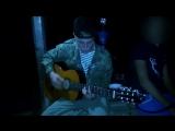 Деревенский парень спел песню на гитаре. Аxyeли все. Никто не ожидал