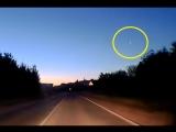30.07.18. Метеорит в ночном небе над Северодвинском.