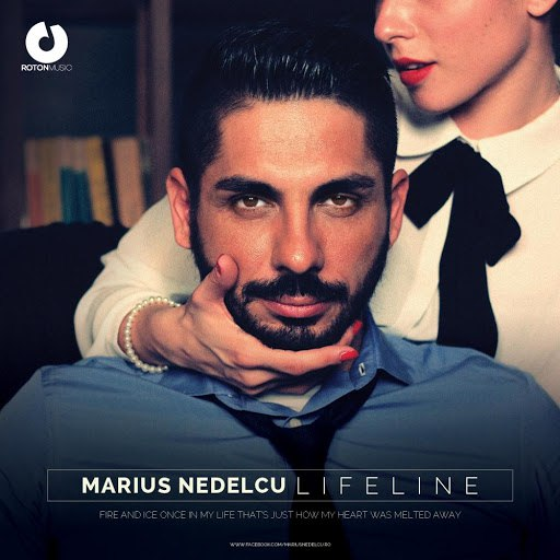 Marius Nedelcu альбом Lifeline