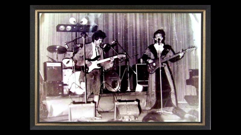 Малоизвестный советский хард и хэви-метал рок-2