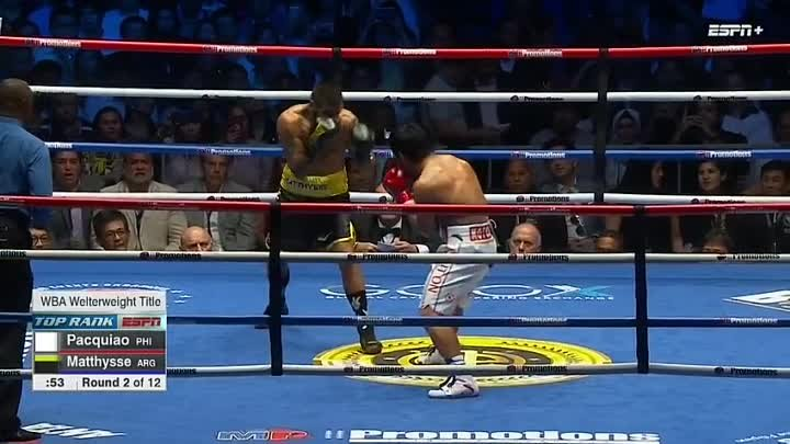 Manny Pacquiao vs Lucas Martin Matthysse Мэнни Пакьяо - Лукас Матиссе
