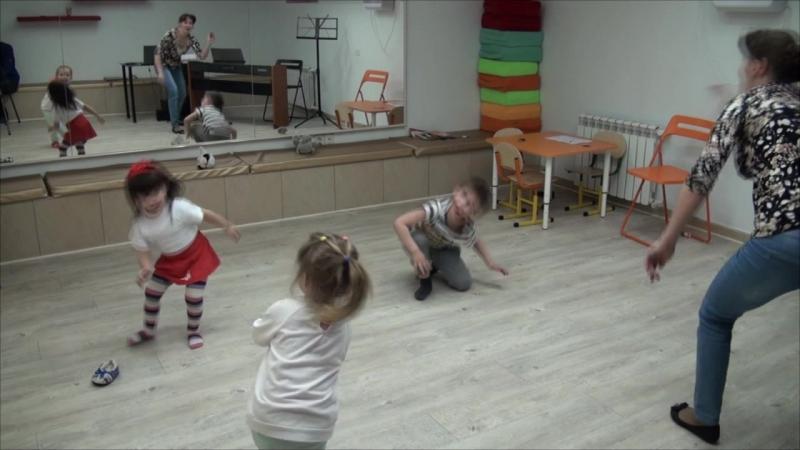 Играем в снежки. Актерское мастерство (наставник Шапиро С.)