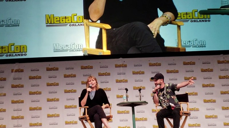 Lucy Lawless MegaCon 18